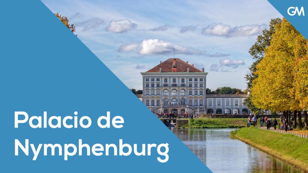 Nymphenburg: un palacio en la ciudad