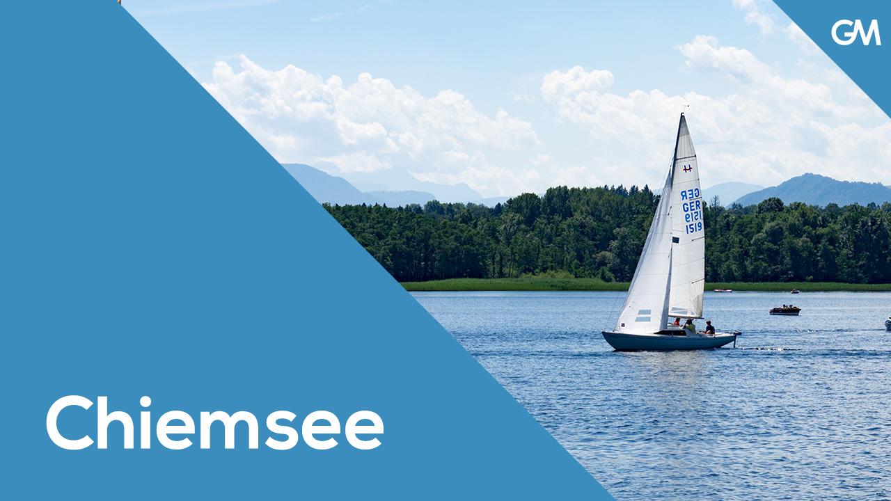 Chiemsee: Lago y Palacios