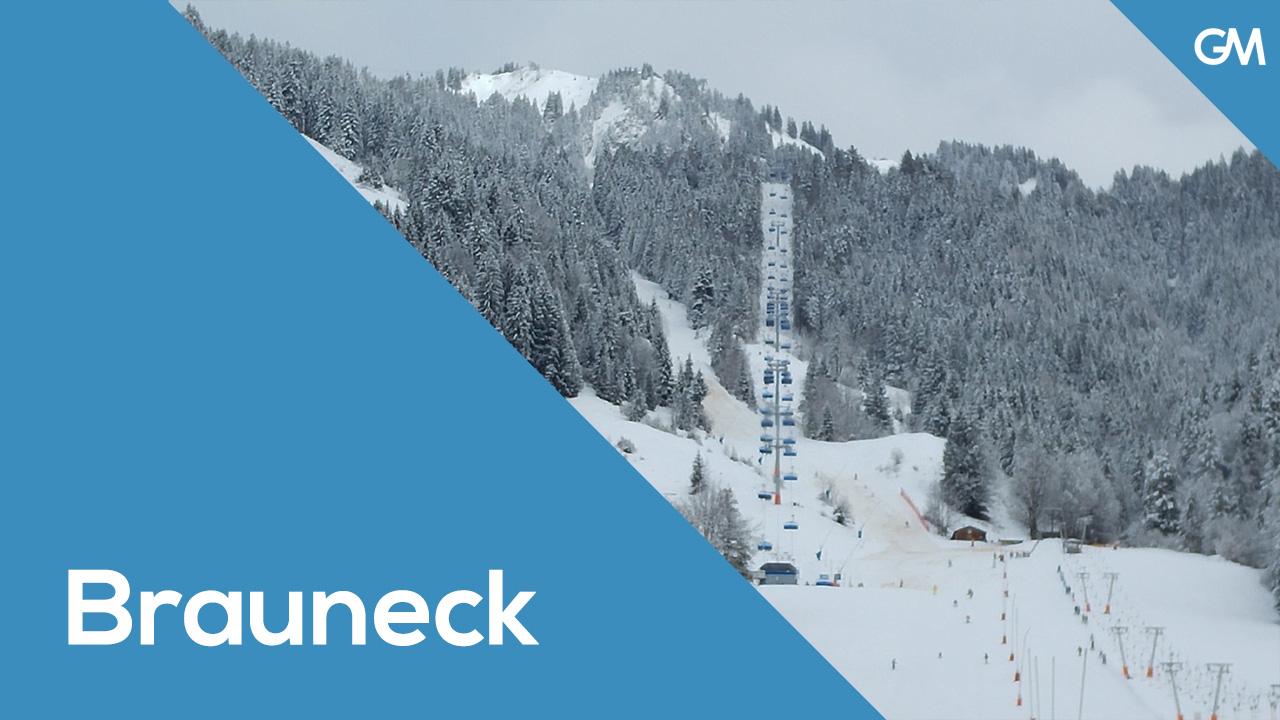 Brauneck: Disfrutando de la nieve con los peques