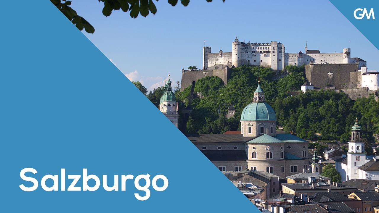 Salzburg, cuna de Mozart