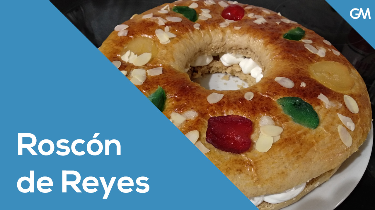 ¡Al rico Roscón de Reyes!