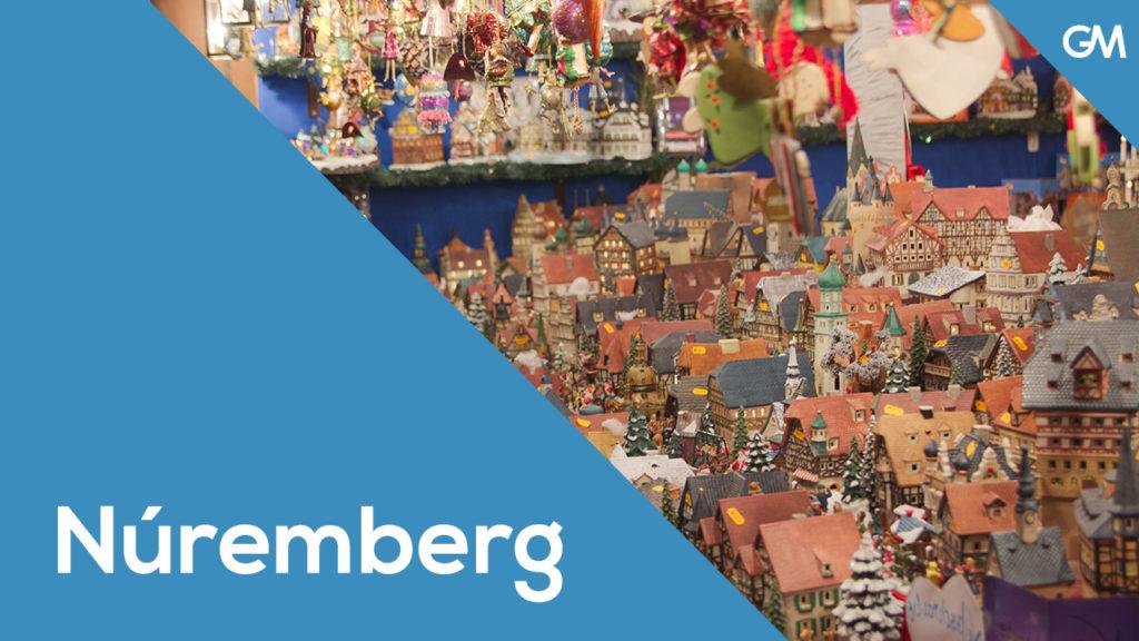 Mercadillo de Navidad: Nürnberg y Rothenburg ob der Tauber