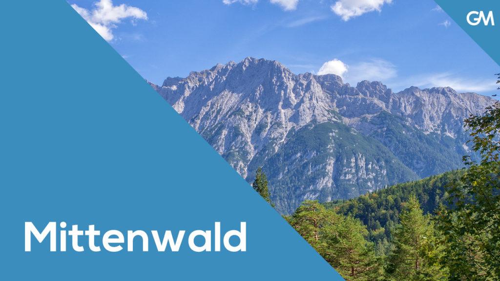 Mittenwald: Senderismo en familia