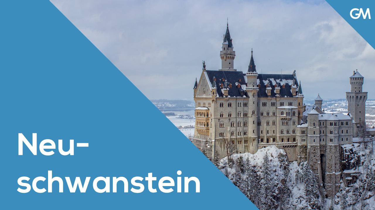 Visita a Neuschwanstein