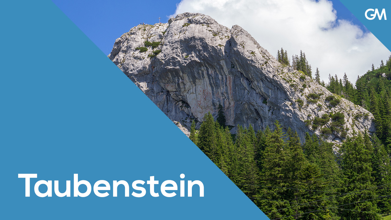 Taubenstein: Subida desde Spitzingsee