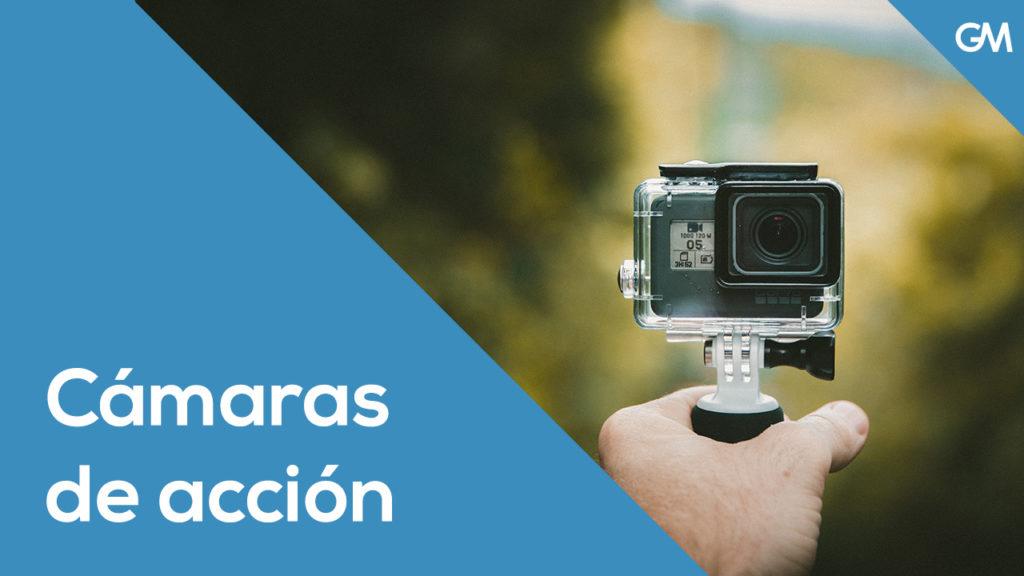 cámaras de acción