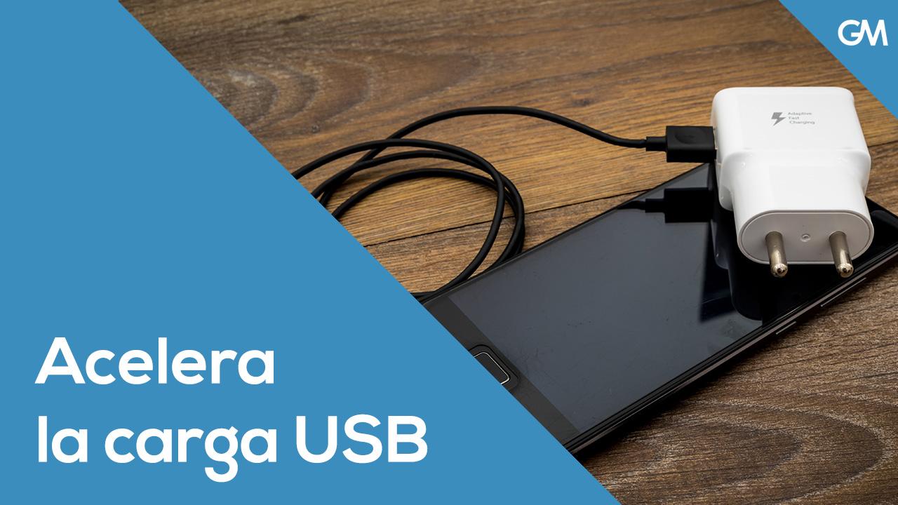 Carga USB (I): Cargadores y Cables