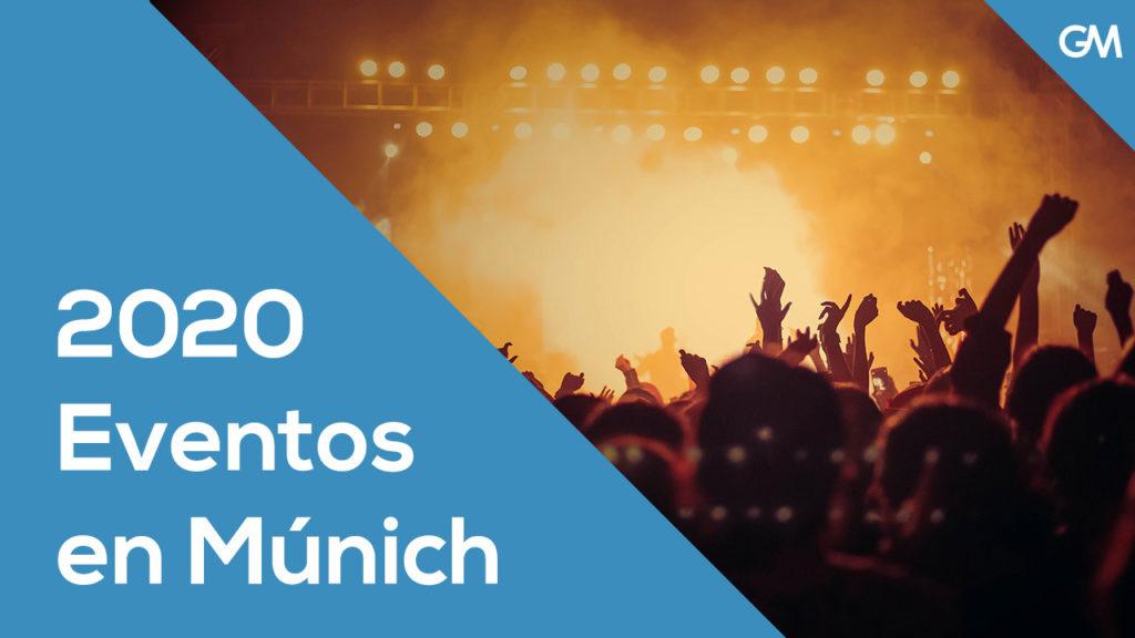 eventos en Múnich de 2020
