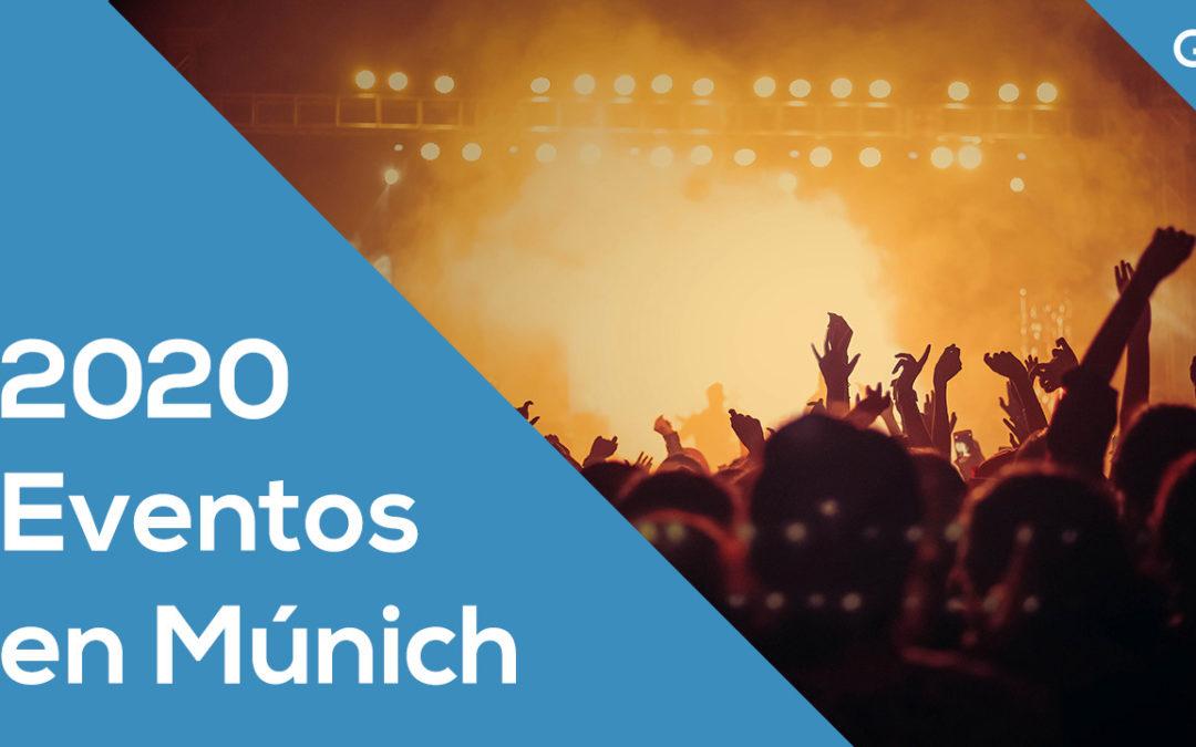 2020: Eventos en Múnich